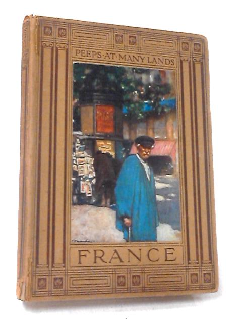 Peeps at Many Lands France by John Finnemore