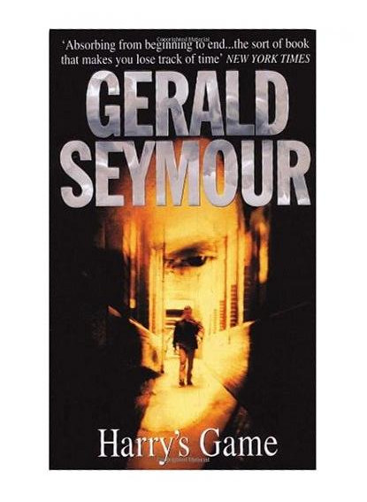 Harry's Game by Seymour, Gerald