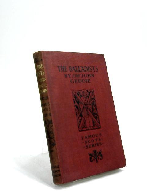 The Balladists by John Geddie