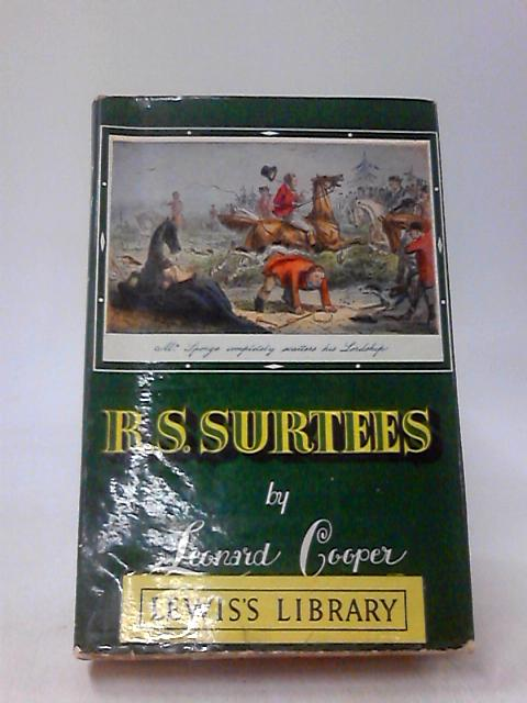 R S Surtees by Cooper, Leonard