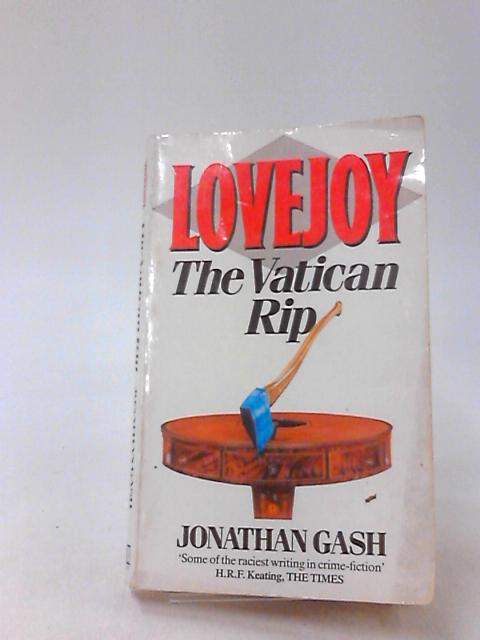 The Vatican Rip by Gash, Jonathan