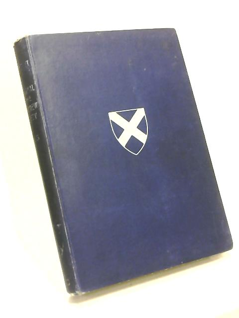 Scotia: The Journal Of The St. Andrew Society. - Vol. 3 by St Andrew Scotland