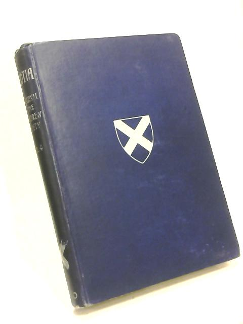 Scotia: The Journal Of The St. Andrew Society. - Vol. 4 by St Andrew Scotland