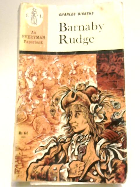 Barnaby Rudge (Everyman's Library) by Dickens, Charles