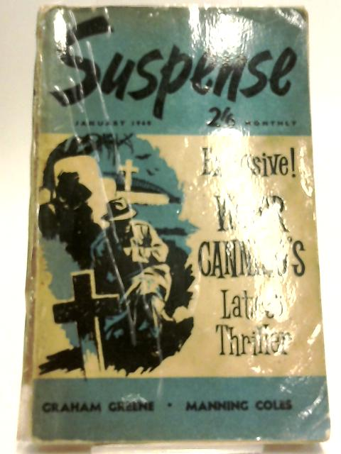 Suspense Vol.3 No.1 January 1960 by Graham Greene et al