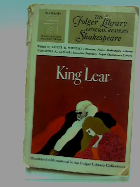 King Lear, by Shakespeare, William