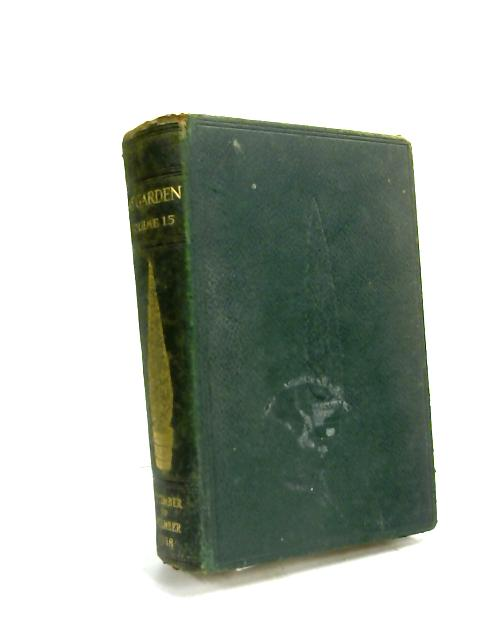 My Garden volume 15 May to August 1938 by Various