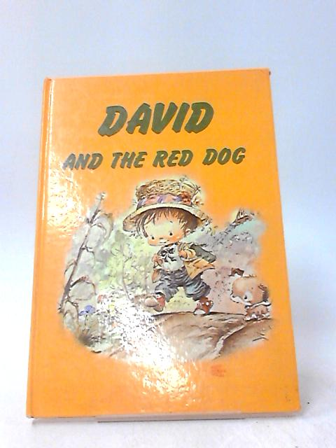 David and the red dog by Maria luisa
