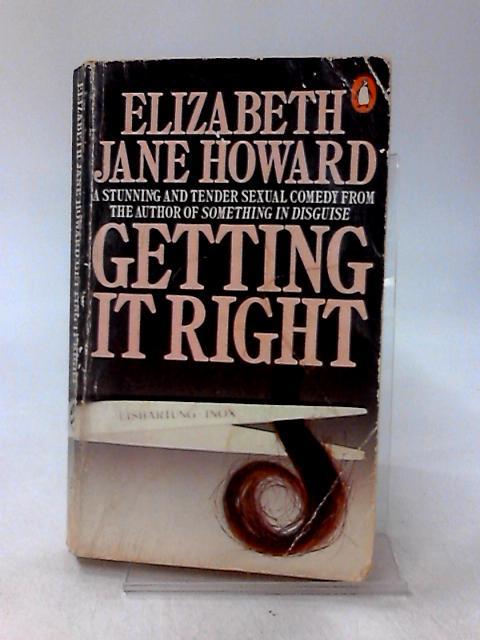 Getting it Right by Howard, Elizabeth Jane