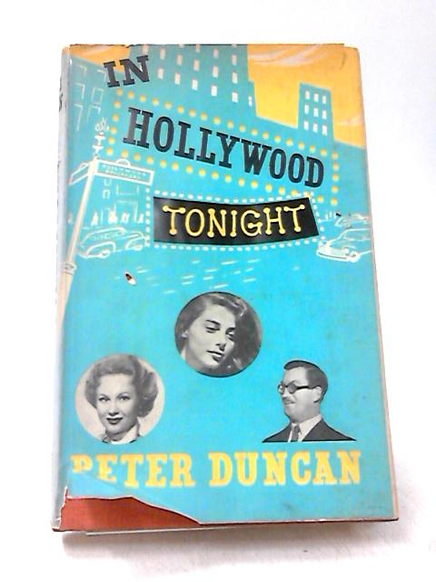 In Hollywood Tonight by Duncan, Peter