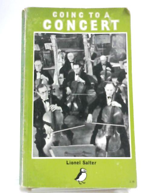 Going to a concert (Puffin story books series) by Salter, Lionel