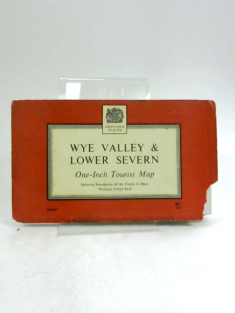 Wye Valley & Lower Severn. One-Inch Tourist Map by Ordnance Survey Office