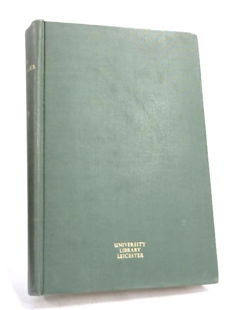 Acta Psychologica -Vol XIV by Various