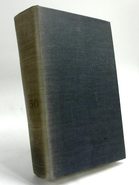 The All England Law Reports: 1950 Vol 1 by Sir Rowland Burrows