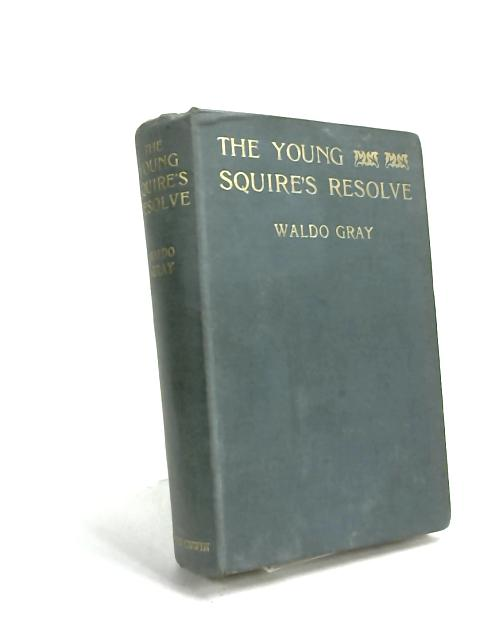 The Young Squire's Resolve by Waldo Gray