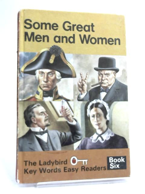 Some Great Men and Women -Ladybird Book by W. Murray,