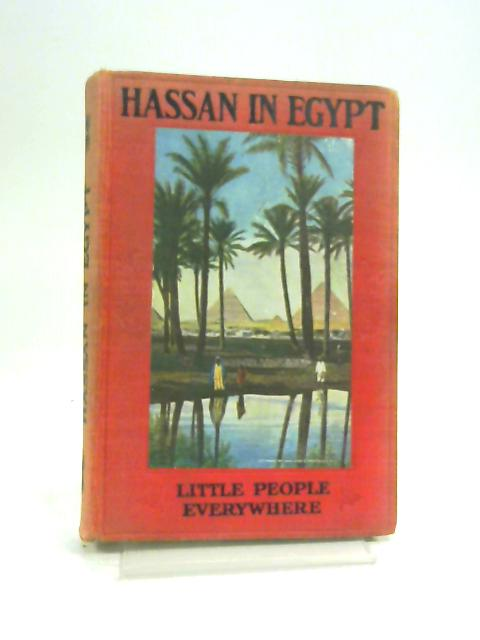 Hassan in Egypt (Little People Everywhere) by Etta Blaisdell McDonald