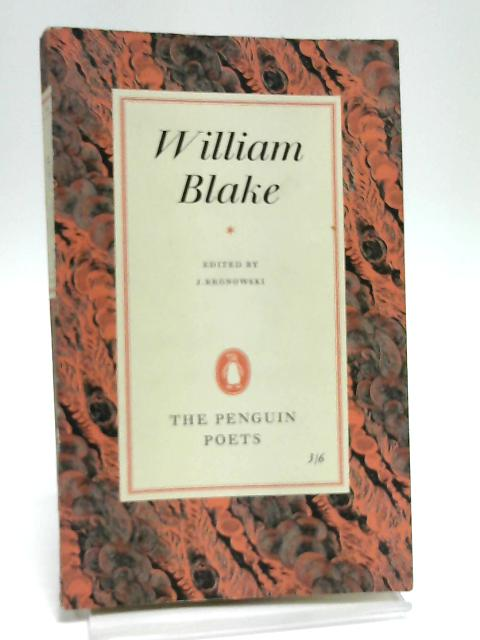 William Blake: Poems and Letters