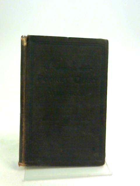 """The """"Mechanical World"""" Pocket Diary and Year Book for 1908 by Emmott & Company"""
