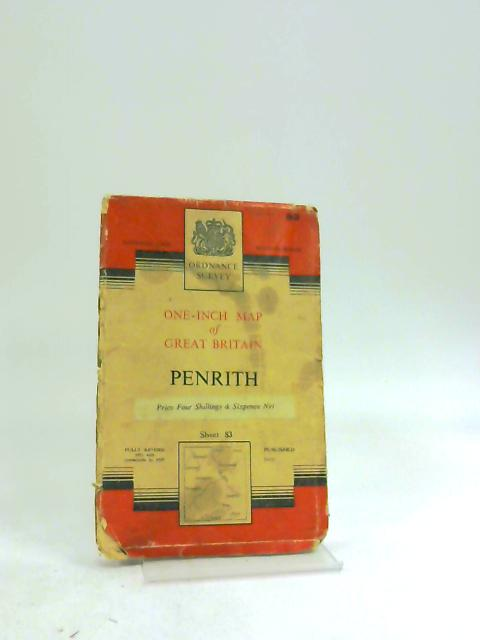 Ordnance Survey - Penrith, Sheet 83 - One-Inch Map - by Ordnance Survey