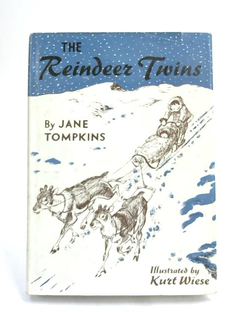 The Reindeer Twins by Jane Tompkins,