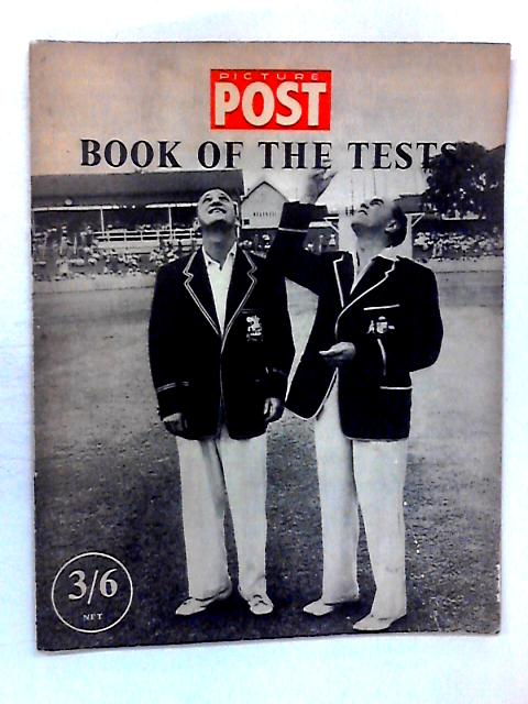 Book of the Tests 1954-5 by Batchelor, Denzil