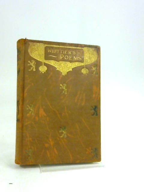 Whittier's Poems by John Greenleaf Whittier