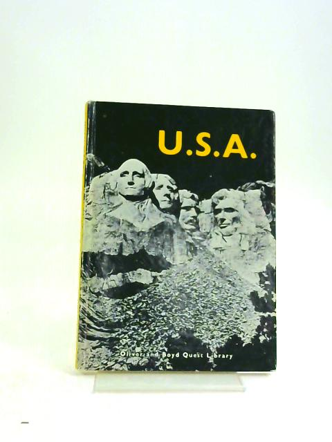 The United States of America (Quest library) by Derek Stewart,