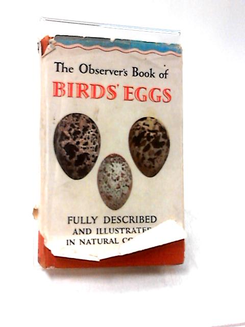 The Observer's Book of British Birds Eggs by Compiled By G. Evans
