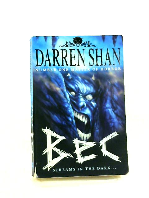 Bec (The Demonata) - english by Shan