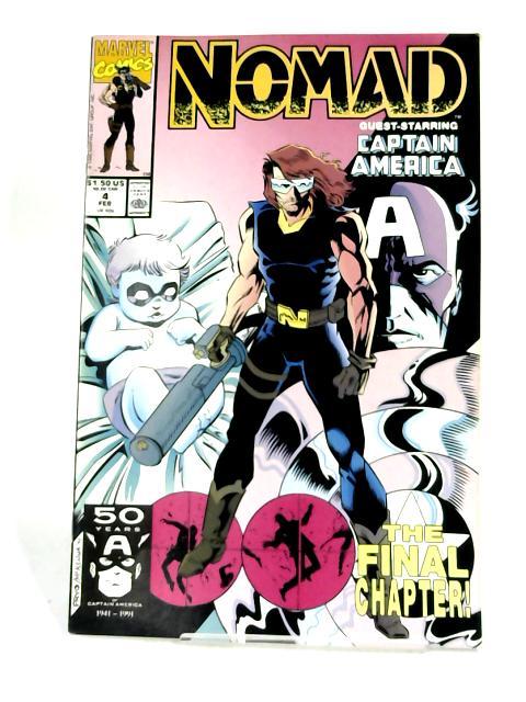 Nomad, Vol. 1, No. 4 by James E. Galton