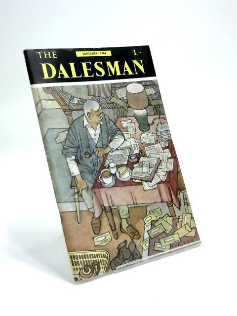 The Dalesman, Vol. 25, No. 10, January 1964 by Harry J. Scott