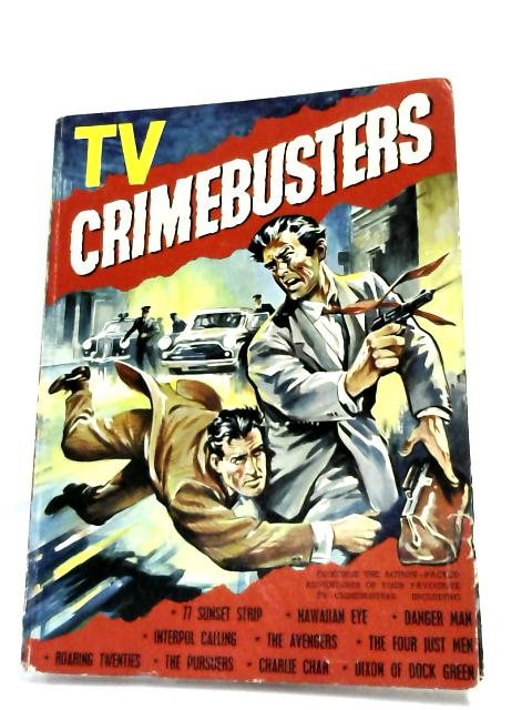 TV Crimebusters by TV Publications