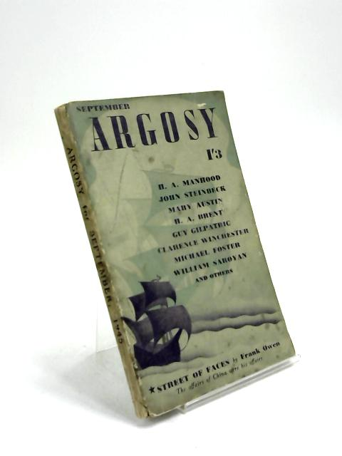 Argosy, September 1945 by Unknown