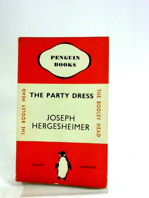 The Party Dress by Joseph Hergesheimer