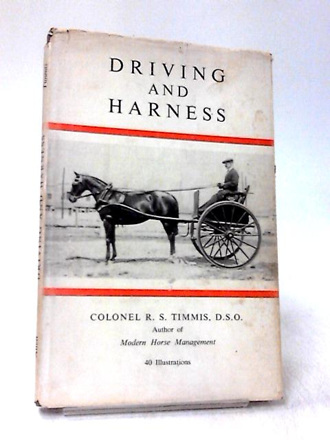 Driving & Harness by Timmis, Reginald Symonds