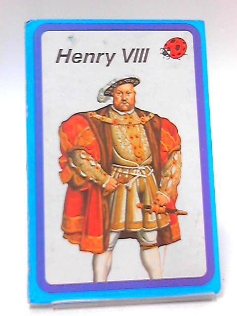 Henry VIII (Great Rulers) by Peach, L.Du Garde