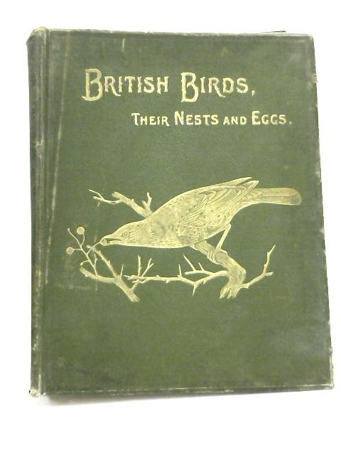 British Birds with their Nest and Eggs by Arthur Butler