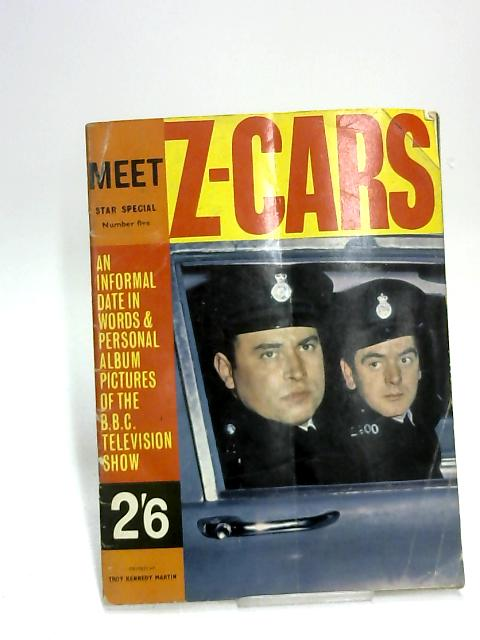 Meet Z-Cars - Star Special Number Five by Anon