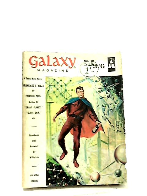 Galaxy Magazine, Volume 18, Number 5, June 1960 By Various