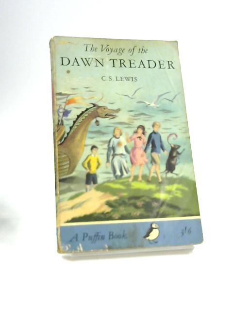 The voyage of the dawn treader (the chronicles of narnia) by C.S. Lewis