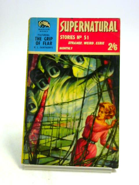 Supernatural Stories no 51 by R L Fanthorpe