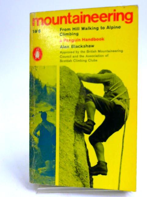 Mountaineering by Alan Blackshaw