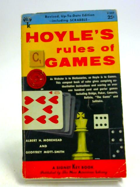 Hoyle's Rules of Games by Morehead, Albert H.