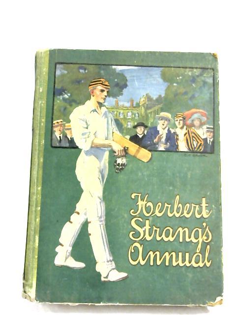 Herbert Strang's Annual 16th year By Herbert Strang