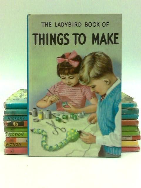Set of 10 Assorted Vintage Ladybird Books by Various