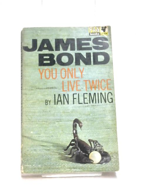 James Bond - You Only Live Twice by Ian Fleming