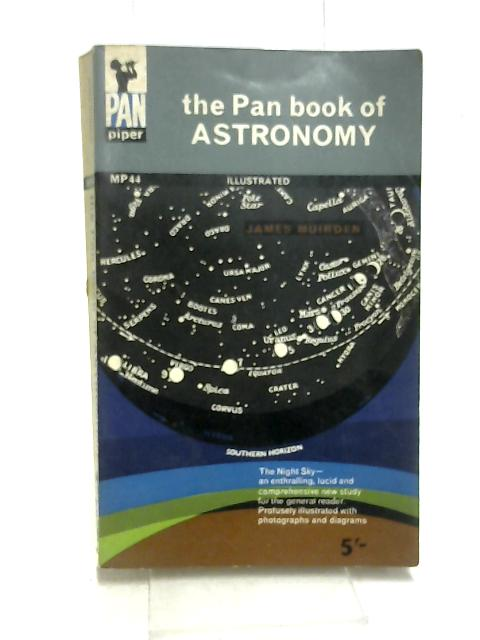 The Pan book of Astronomy by Muirden, James
