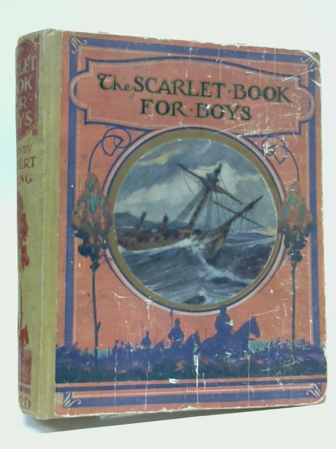 The Scarlet Book for Boys by Herbert Strang