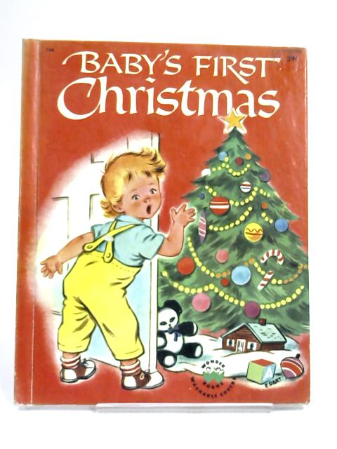 Baby's First Christmas by Eleanor Dart